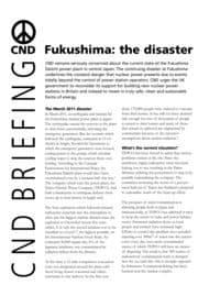 thumbnail of Fukushima-The Disaster Continues