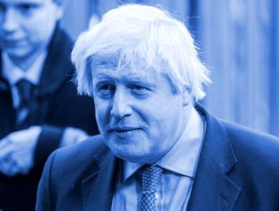 Image of PM Boris Johnson