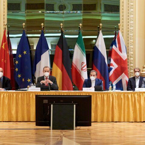 Talks began in Vienna