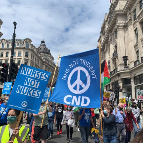 Nurses not Nukes: Mark the International Day for the Total Elimination of Nuclear Weapons
