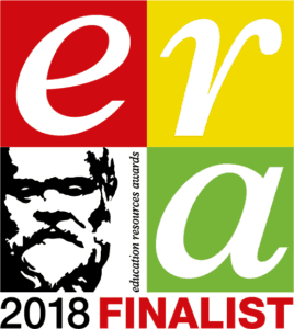 Education Resources Awards finalist logo