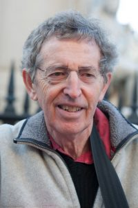 Our patron Leon Rosselson