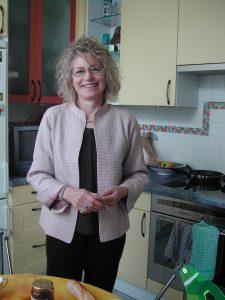 Our patron Victoria Brittain