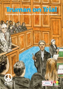 Cover of our Truman On Trial teaching pack